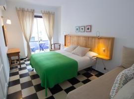 Hotel Finlandia, отель в городе Марбелья