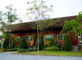 Navy Sisatchanalai, hotel in Ban Nong Chang