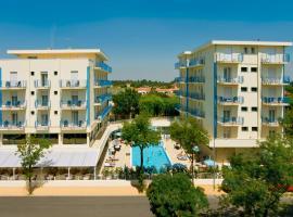 Hotel Miami, отель в городе Лидо-ди-Езоло