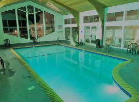 Stargazer Inn and Suites, hotel in Monterey