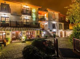 Hotel Dwa Księżyce, hotel in Kazimierz Dolny
