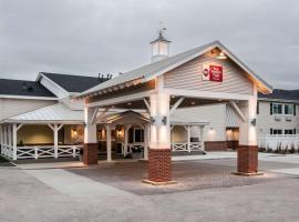 Best Western Plus University Park Inn & Suites, hotel in Ames