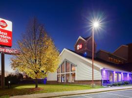 Best Western Plus Minneapolis-Northwest, hotel in Brooklyn Center