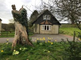 Godshill Park Cottages, hotel near The Isle of Wight Donkey Sanctuary, Godshill