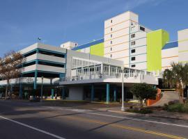Best Western Plus Sandcastle Beachfront Hotel, hotel in Virginia Beach