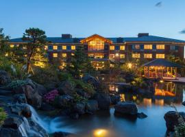 Best Western Premier Boulder Falls Inn, hôtel à Lebanon