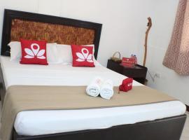 ZEN Rooms Chiisai Natsu Little Summer Resort, hotel in Panglao Island