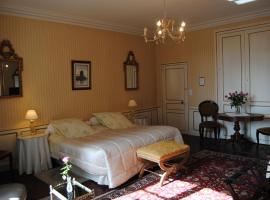Hotel Particulier de Sainte Croix, hotel near Botanical Garden of Bayeux, Bayeux