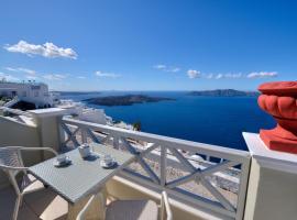 Ellinon Thea Boutique Hotel, ξενοδοχείο κοντά σε Santorini Cable Car, Φηροστεφάνι