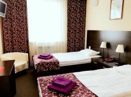Hotel Abazhur-ZURO, отель в Ульяновске