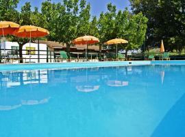 Gefyra Rooms, hotel in Ancient Epidavros
