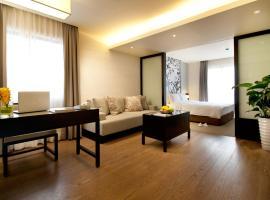 ザ コーナー ハウス、台北市のホテル