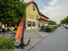 Gasthof Kummer, hotel in Podersdorf am See