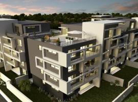 Odyssey Luxury Apartments, hotel in Johannesburg