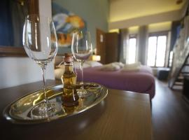 11City Rooms, accommodation in Chania Town