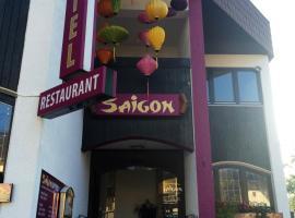 Saigon Hotel, hôtel à Hombourg