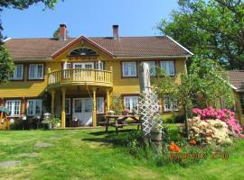 Bondegårdsparken Farm Holiday, hotel near Kristiansand Zoo and Amusement Park, Kristiansand