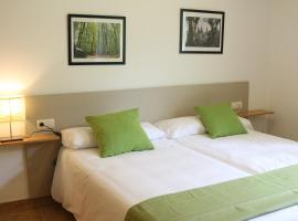 Apartamentos Turísticos Cancelas by Bossh Hotels, apartamento en Santiago de Compostela