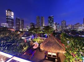 Rasuna Icon Hotel, hotel in Jakarta