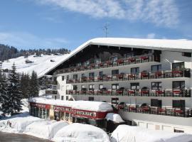 Sporthotel Walliser, hotel in Hirschegg