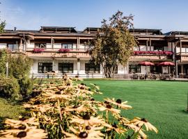 Seiser Alm Plaza, hotel en Alpe di Siusi