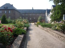 Schloss Hotel Wallhausen, hotelli kohteessa Wallhausen