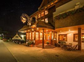Hotel-Restaurant Vinothek Lamm, Hotel in Bad Herrenalb