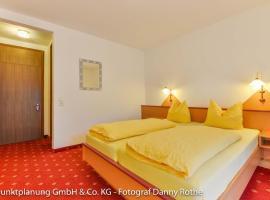 Hotel Alpenhof, hotel in Oberau