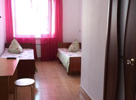 Hotel Ak Kerman, hotel in Ufa