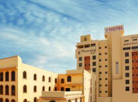 Hotel Montecarlo, hotel en Tampico