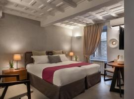 The Spanish Suite Piazza di Spagna, bed and breakfast en Roma