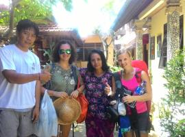 Liang House and Hostel, hotel in Ubud
