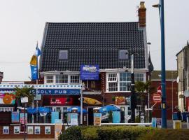 The marine pub hotel, hotel in Great Yarmouth