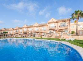 Apartamento Mar de Cadiz, apartamento en Chiclana de la Frontera