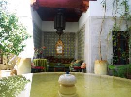 Dar Traki Medina de Tunis, B&B in Tunis