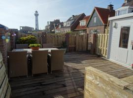 BeachVibes, budget hotel in Egmond aan Zee