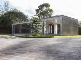 Villa Refuge Astrolabe, отель в городе Rabo de Peixe