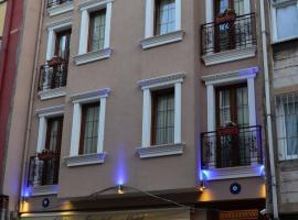 Blue Istanbul Hotel, hotel near Column of Constantine, Istanbul
