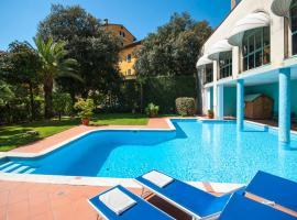 Hotel Settentrionale Esplanade, hotel a Montecatini Terme