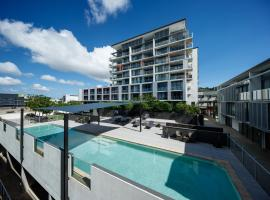 Direct Hotels-Islington at Central, hotel in Townsville