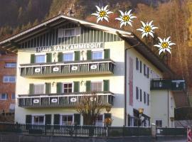 Haus - Salzkammergut, hotel near Zwölferhorn Seilbahn, Sankt Gilgen