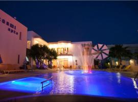 "Cosmi Apartments ""by Checkin"", hotel with pools in Gouves"