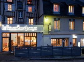 Logis Le Relais Saint Jacques, hôtel à Saint-Léonard-de-Noblat près de: Golf de Limoges