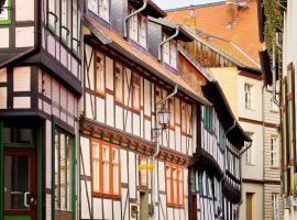 Ferienwohnungen am Markt, apartment in Wernigerode