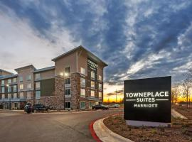 TownePlace Suites by Marriott Austin Parmer/Tech Ridge, hotel in Austin