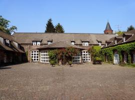 Falderhof, hotel near Palaces Augustusburg and Falkenlust, Cologne