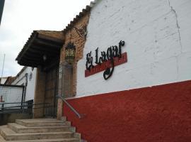 Hotel Rural El Lagar, hotel in La Solana
