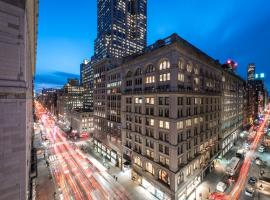 U Hotel Fifth Avenue, hotel near Times Square, New York
