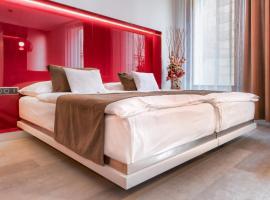 Penzion Arigone & Privátní Wellness – hotel w Ołomuńcu