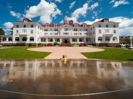 The Stanley Hotel, hotel in Estes Park